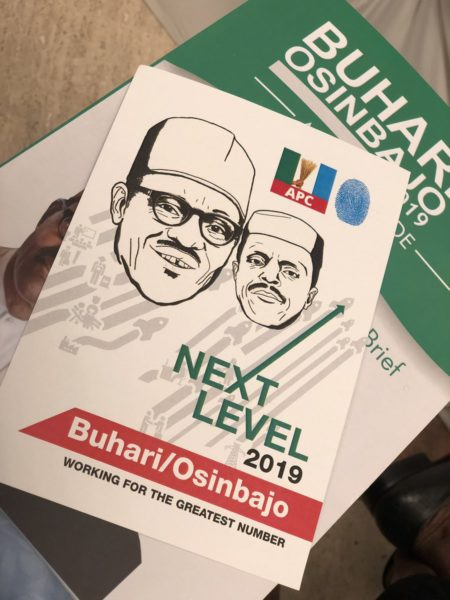 2019 Election: Buhari Calls For Peace, Launches Campaign Manual