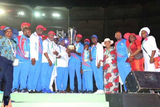 Sports Festival: Victorious Team Delta To Get N229m