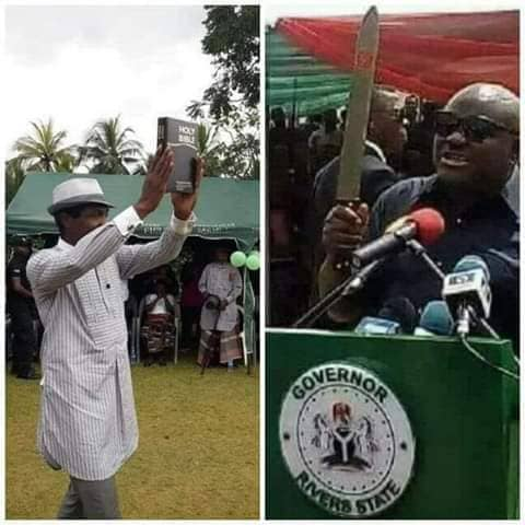 Rivers Governorship: Nyesom Wike's boast has been dispelled ~ David Okumgba