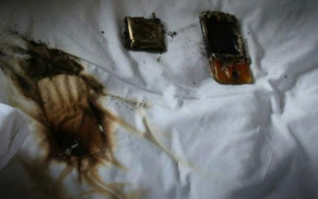 Mobile phone explodes in bedroom, kills Woman