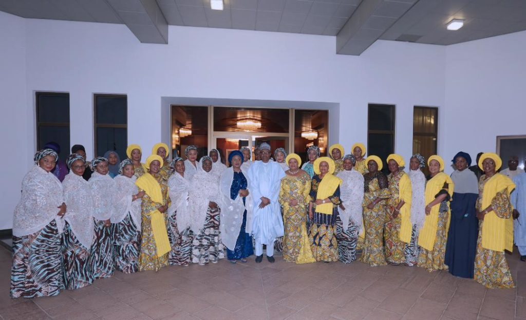 Names of APC presidential campaign team for women, youths out