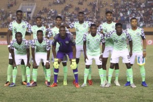 U-20 AFCON: Flying Eagles Battle Hosts Niger For Semi-Final, World Cup Tickets