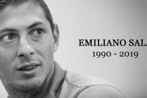 Nigerian players Join Cardiff City, Aguero, Ozil, Others In Tribute To The Late Sala
