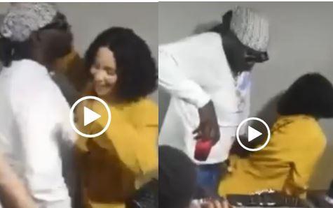 DJ Maphorisa and Thuli Phongolo's Seduct!ve Dancing Video Has Mzansi Talking