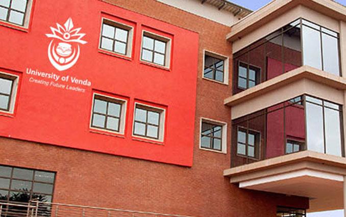 univen application, University of Venda