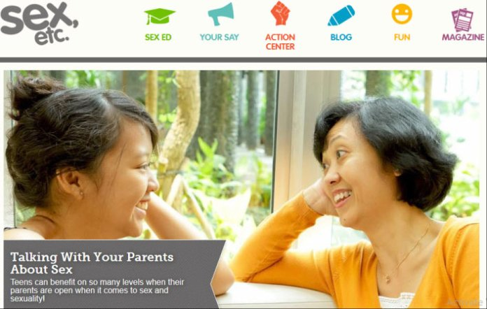 health websites for students