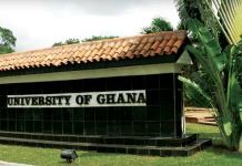 university of ghana campus legon