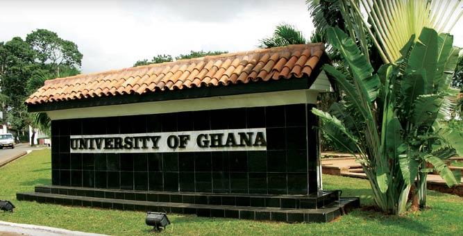 university of ghana campus legon