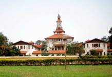 University of Ghana balme library
