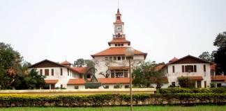 University of Ghana balme library