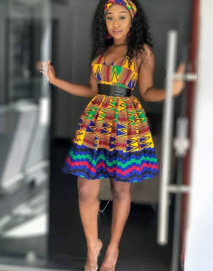 efia odo kente dress style