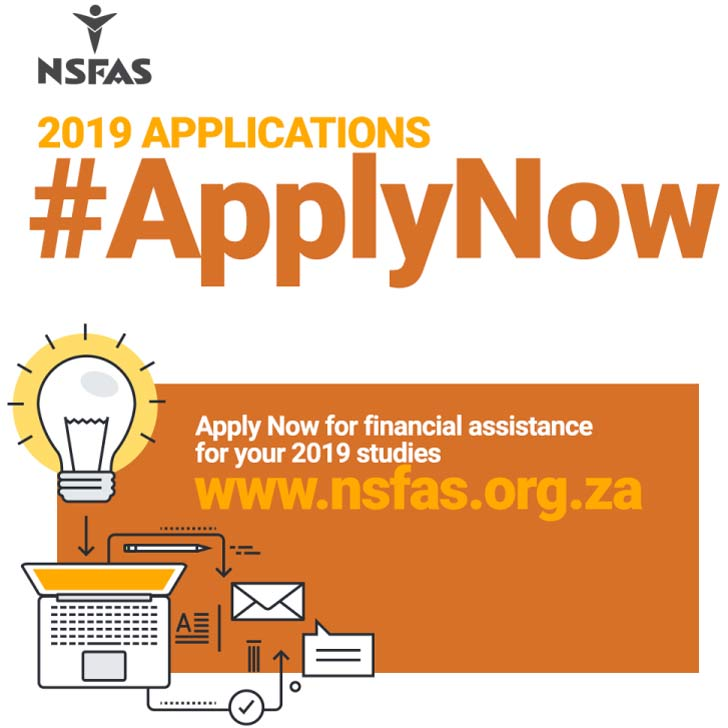 NSFAS Application: How to Apply for Financial Assistance 2020