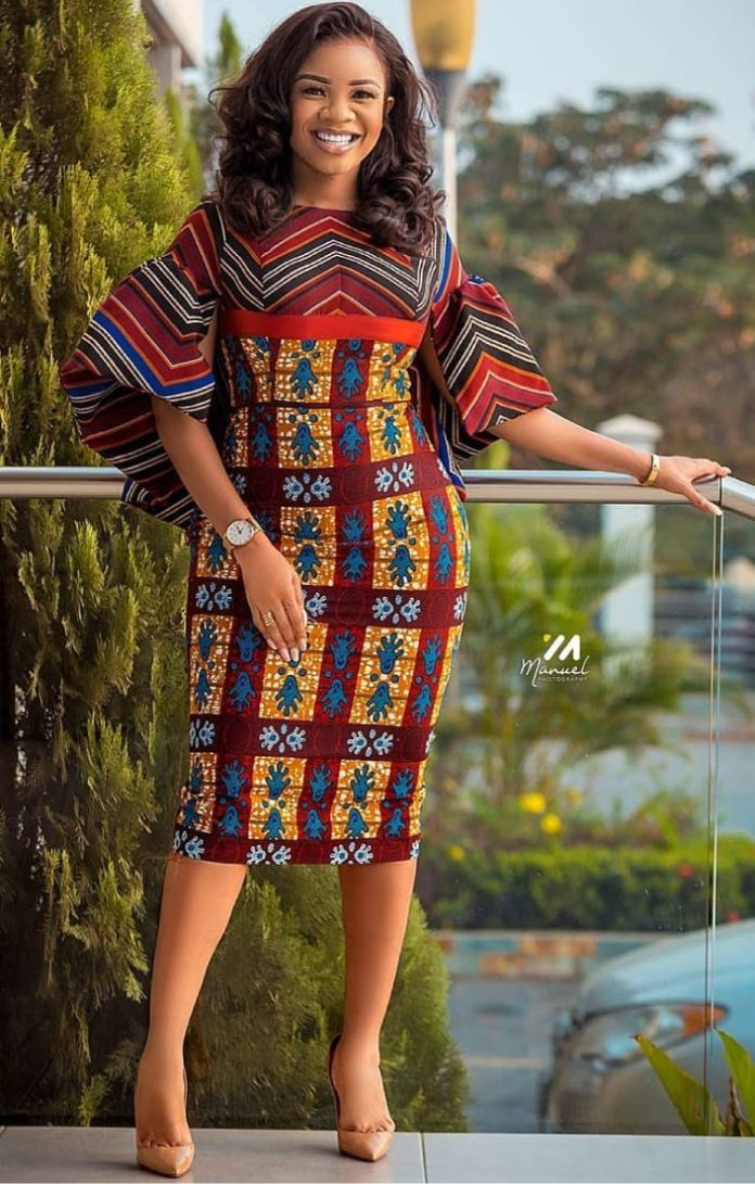 African-print style