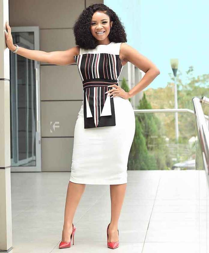 Serwaa Amihere pictures