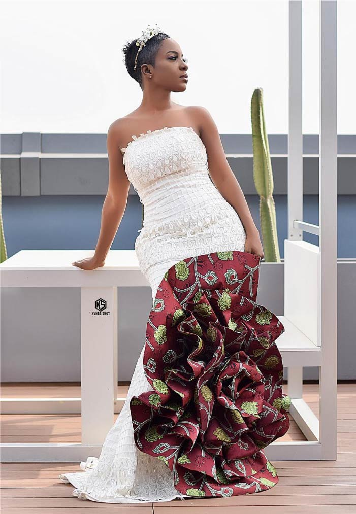 African Dresses 20 Fashionable African Wear Styles In 2020,Maxi Dress For Wedding Guest With Sleeves