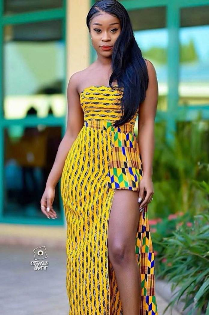 Efia odo new photos African print