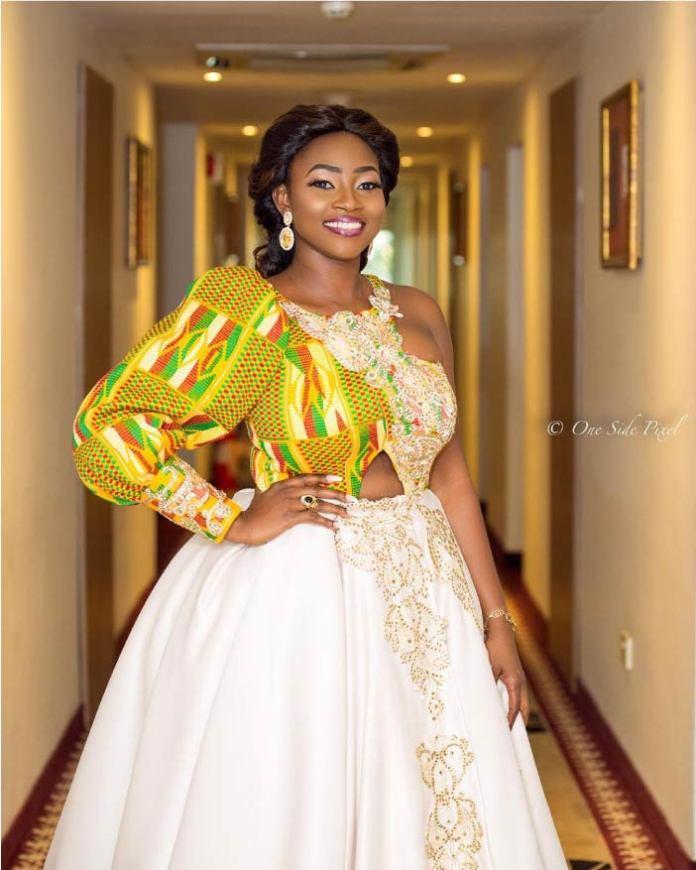 African dress kente styles