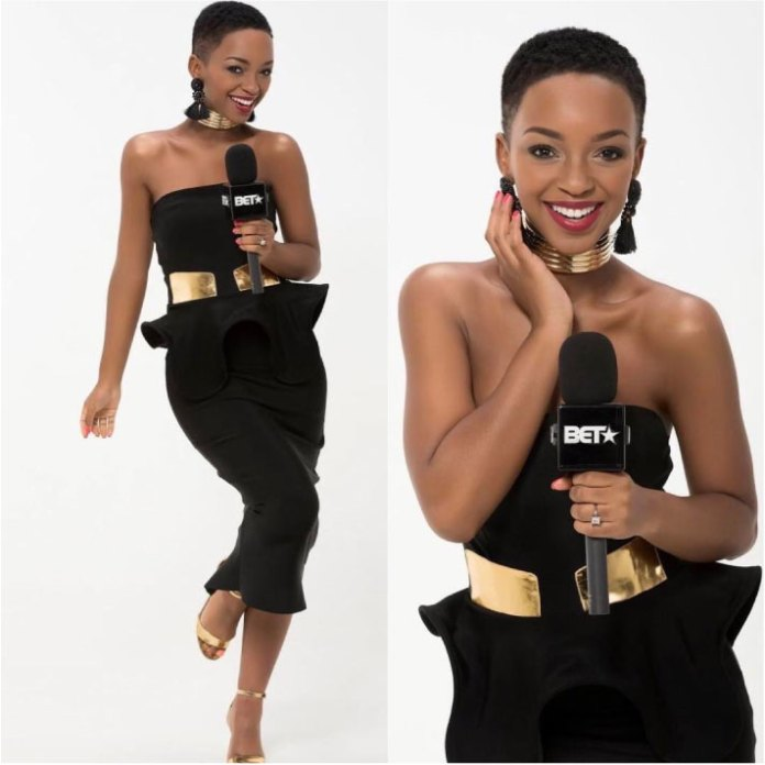 nandi madida at BET
