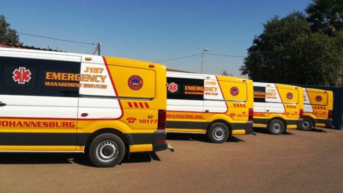 joburg ems bursary