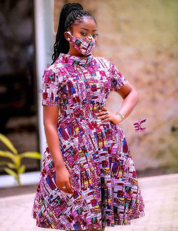 Anita Akuffo fashion dresses
