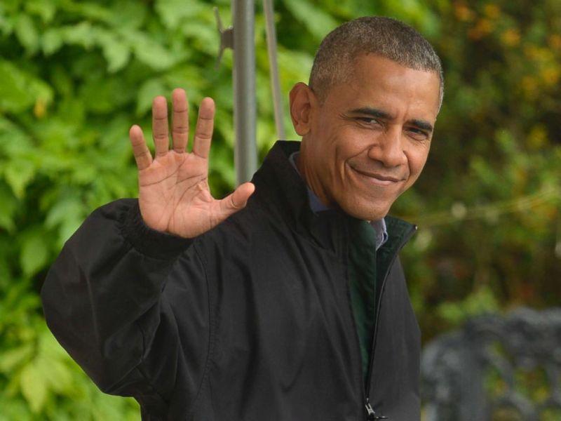 August 28 Barack Obama