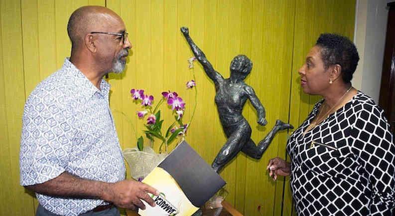 Jamaican Sculptor