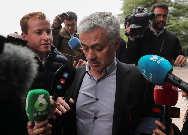 Jose Mounrinho one-year jail