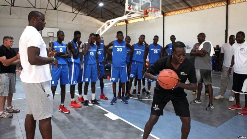 Africa NBA Training Centre Opened in Senegal