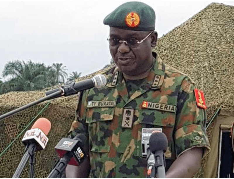 Nigerian Army Declares the Country