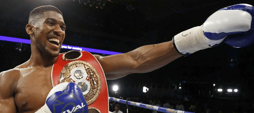 Anthony Joshua Assures Fans of Getting Back Lost Belts in Rematch
