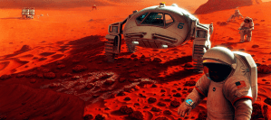Human Missions to Mars Set for 2033