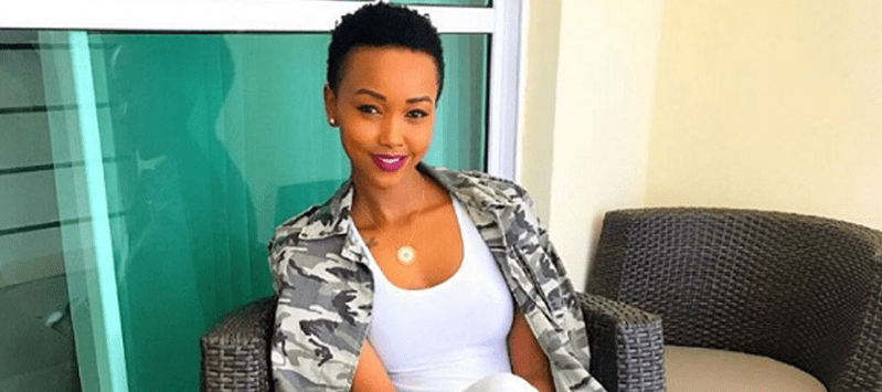 Why I dropped out of school halfway - Huddah Monroe