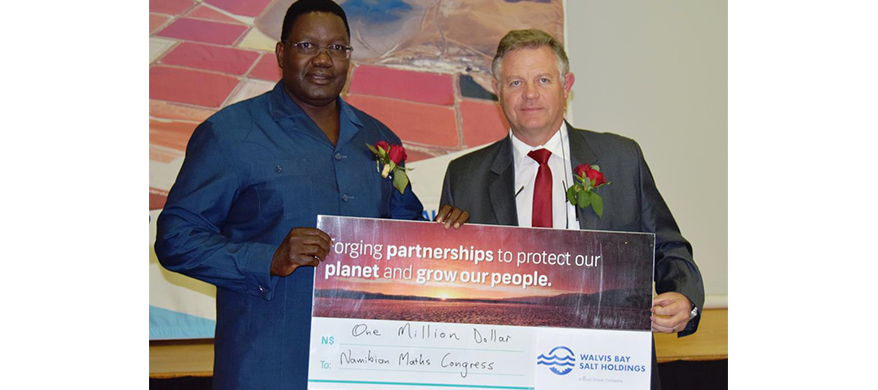 Walvis Bay emerges as the winner of 2019 Coastal Maths Challenge
