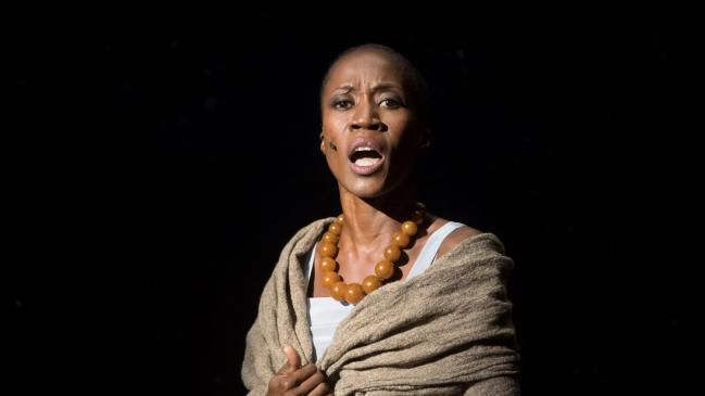 singer Rokia Traoré