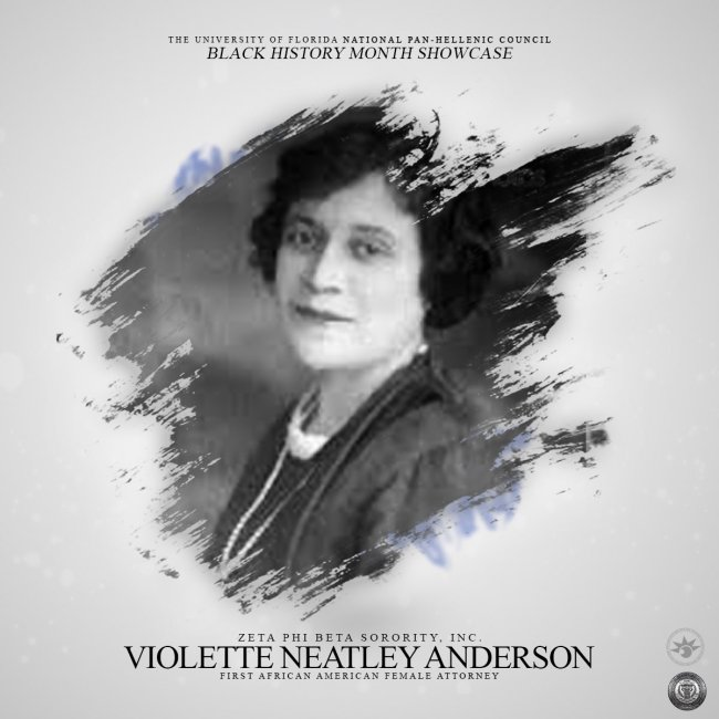 Violette Anderson