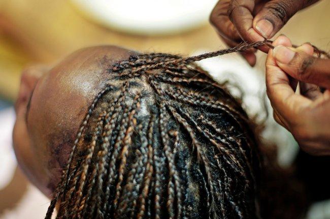 African stylist