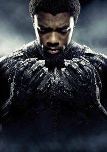 Chadwick Boseman Tchalla Black Panther