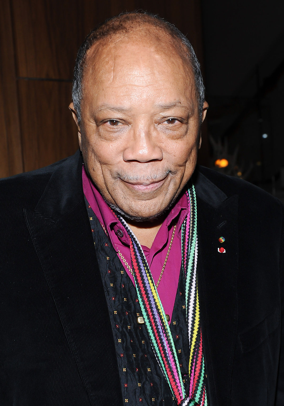 September 11 Quincy Jones