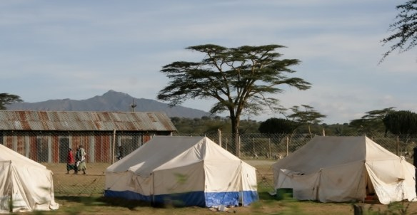 Kenya IDP Camp Post Election Violence Naivasha