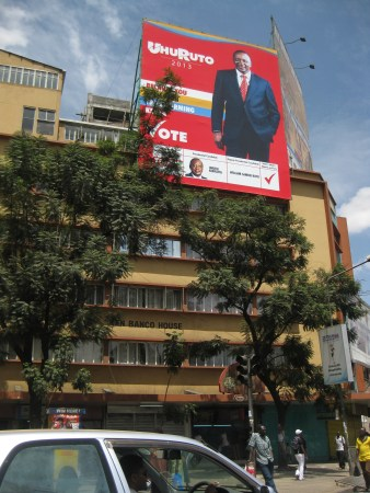 UhuRuto Campaign Ad Kenya 2013