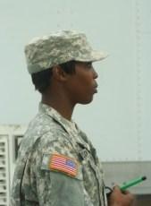 US Army deployed