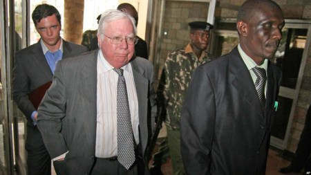 Birther John Corsi in Kenya to investigate Senator Obama