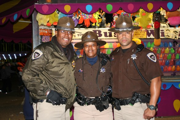 Mississippi State Fair Jackson Sheriff's Office integration
