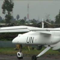 Des drones pour les opérations de l'ONU en Afrique