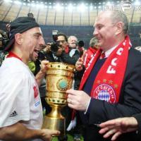 ALLEMAGNE : Trois ans et demi de prison á cause de fraude fiscale pour le président du riche club de football Bayern Munich