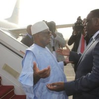 Coopération Sud-Sud: Le Président Malien, Ibrahima Boubacar Keita en visite officielle au Sénégal