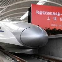 La Chine « rêve » de relier les capitales africaines entre elles par des trains à grande vitesse