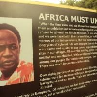 « Afrique, réveille-toi ! »