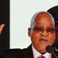 Afrique du Sud: Jacob Zuma investi pour un second mandat