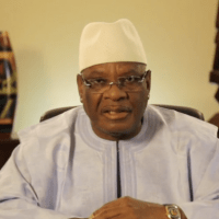 Bamako-Mali: Adresse à la nation du Président Ibrahim Boubacar Keita suite á l´incident de Kidal